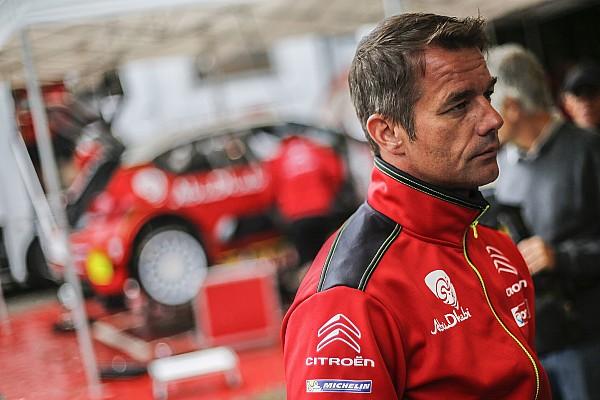 WRC News Nächster WRC-Test: Sebastien Loeb fährt Citroen C3 auf Schotter