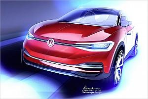 Automotive News Designstudie: So sieht der neue Elektro-VW I.D. Crozz aus