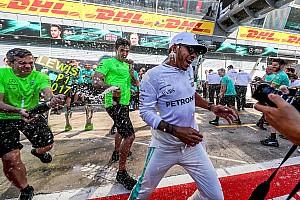 Statistik menarik dari GP Italia