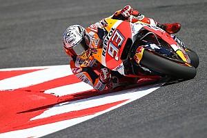 MotoGP Prove libere Misano, Libere 3: Marquez si riprende la vetta davanti a Vinales