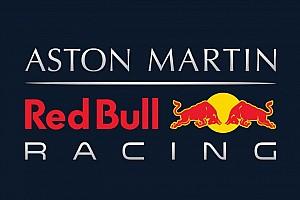 F1 Noticias de última hora Red Bull Racing tiene nuevo patrocinador de nombre, Aston Martin