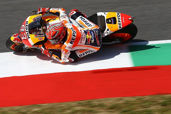 MotoGP MotoGP: Marquez a hatodik helynél nem mert többet kockáztatni