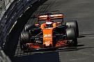 Formel 1 Formel 1 2017 in Monaco: Jenson Button startet aus der Boxengasse