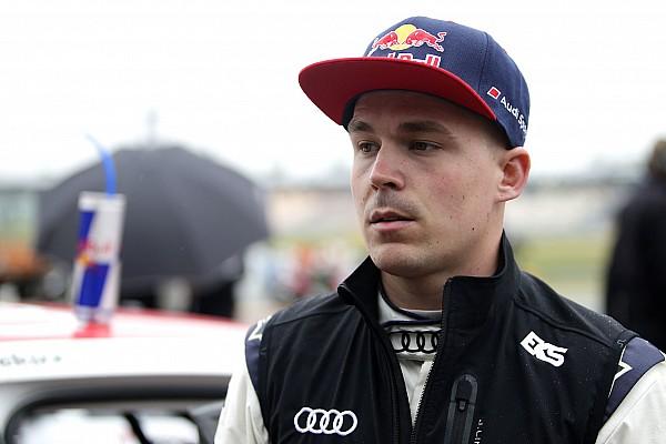World Rallycross Latvia WRX: Heikkinen heads points leader Kristoffersson