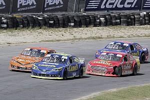NASCAR Mexico Reporte de la carrera Abraham Calderón festejó en Puebla