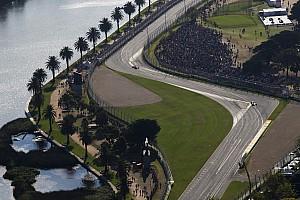 Habrá una tercera zona de DRS el GP de Australia