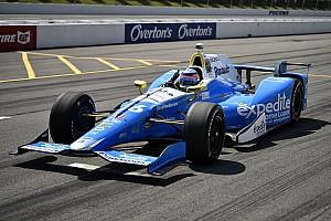 IndyCar Réactions Sato