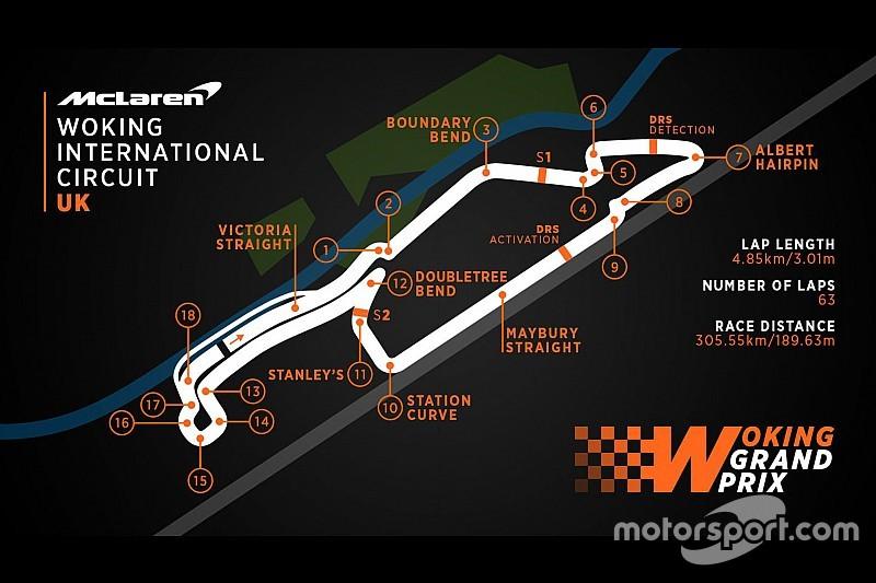 La McLaren scherza e provoca: propone un GP di F.1 a Woking!