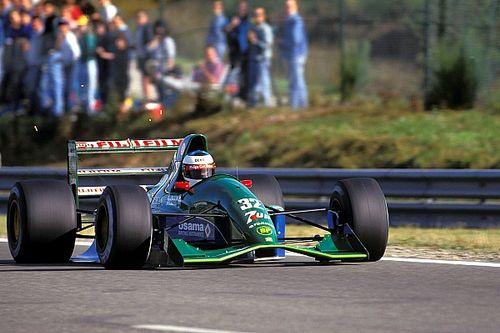 A hazugság, amely nélkül Schumacher nem mutatkozhatott volna be Spában