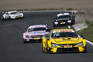 Timo Glock: Disqualifikation nach DTM-Qualifying in Zandvoort unlogisch