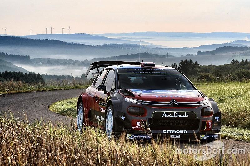 ES2 à 5 - Mikkelsen installe Citroën en tête