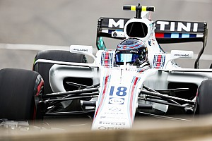 Forma-1 BRÉKING 10 ezer euróra büntették a Williamst