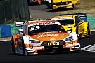 DTM DTM 2017 in Budapest: Audi verzichtet auf Berufung im Fall Green