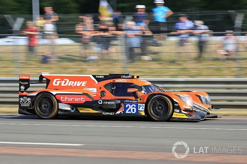 Линн рассказал, как G-Drive Racing смогла завоевать поул в Ле-Мане