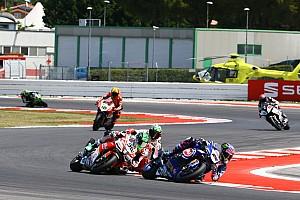 WSBK Réactions La victoire a échappé à Yamaha, qui se console avec une deuxième place