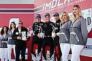 Carrera Cup Italia Carrera Cup Italia, Imola: l'emozione di Pera e la sportività di Rovera