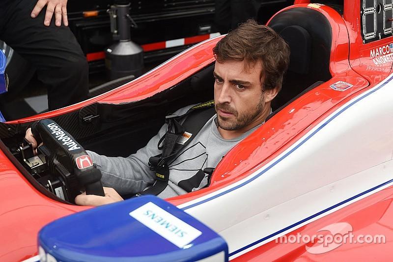 """Alonso: """"Esto es único. A quien no le gusta es porque no es feliz con nada"""""""