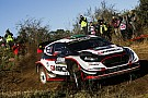 WRC Evans manda en el Rally de Argentina