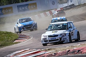 FIA Ralikrossz Eb BRÉKING Szabó Krisztián: A jobb elődöntőbe kerültem