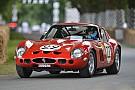 Vintage Ferrari Goodwood'a çok sayıda klasik ve modern araç getirdi