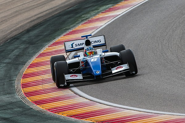 Nurburgring F3.5: Isaakyan wins as Fittipaldi and Palou collide