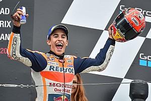 """MotoGP Noticias de última hora Márquez: """"Antes de Assen, el equipo me dijo que nos iríamos líderes a las vacaciones"""""""