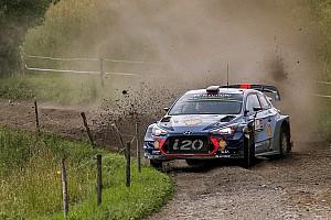 WRC Отчет о секции Невилль и Пэддон принесли Hyundai дубль в Польше