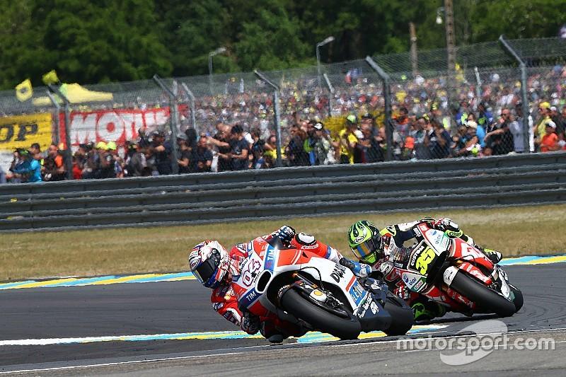 Honda et Aprilia avec Ducati cette semaine pour les tests de Montmeló