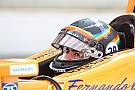 IndyCar Alonso 5. lett az utolsó indy-s teszten!