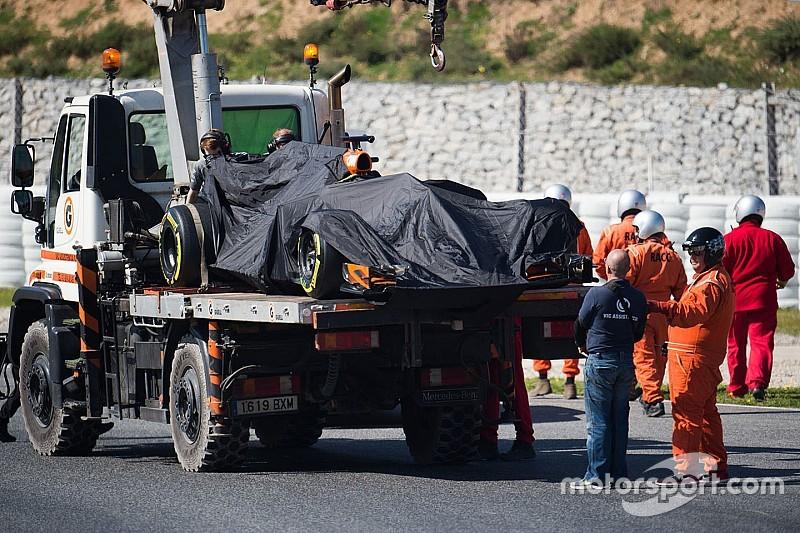 Fin de semaine électrique pour McLaren-Honda...