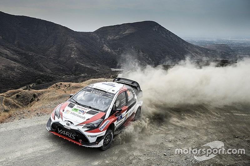 【WRC】メキシコ:ラトバラ6位「困難は予想を超えたものだった」