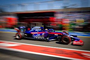 Toro Rosso, Albon ve Kvyat'ın güçlü performansının ardından çok iyimser