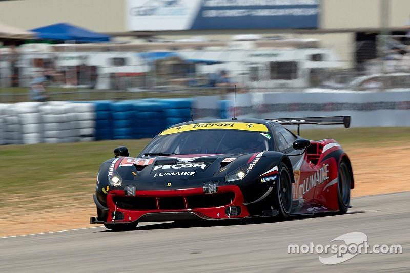 Clearwater Ferrari withdrawn after Sebring crash