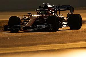 McLaren garajında yangın çıktı, üç kişi hafif şekilde etkilendi