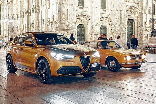 Alfa Romeo Stelvio GT Junior : nostalgie du passé
