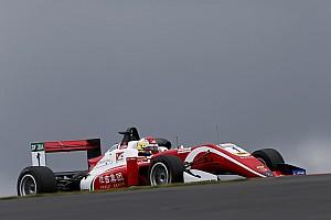 FIA F3 Hockenheim: Zhou galibiyete uzandı, Ticktum 5.