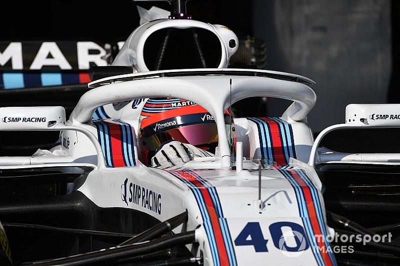 Officiel - Kubica titulaire chez Williams en 2019