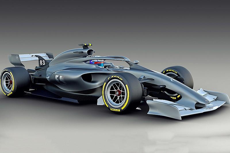 GALERÍA: los conceptos de los monoplazas de F1 2021