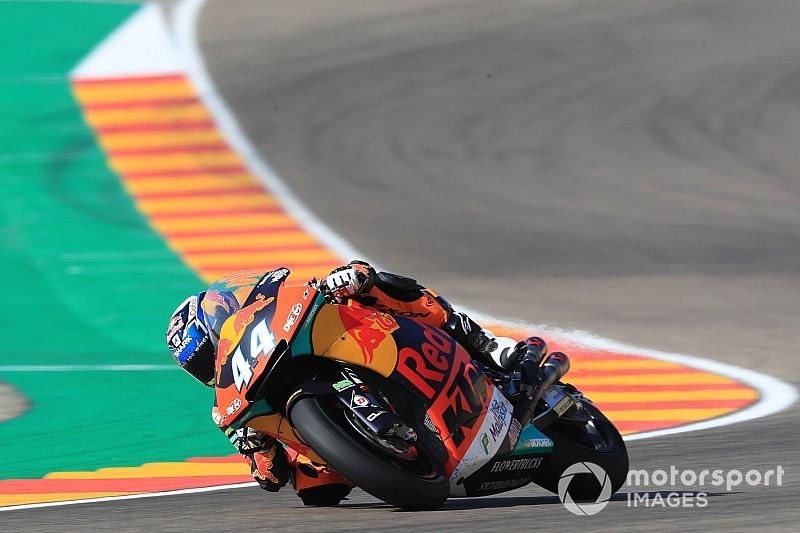 KTM se irrita com ritmo ruim de Oliveira em classificações