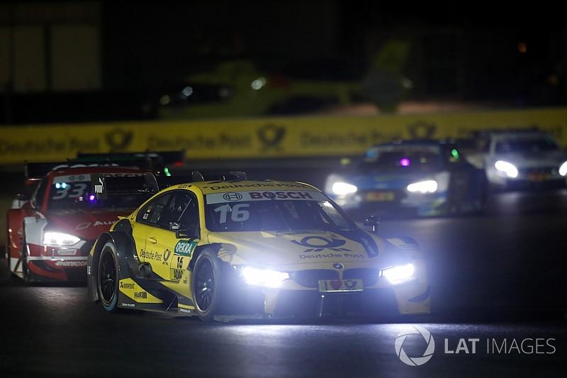 DTM shelves night race format for Misano