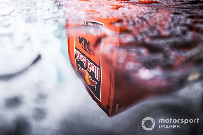 マレーシアGP予選:スコールでコンディション急速悪化、Q1赤旗中断