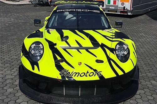 GT Italiano: Ebimotors schiera anche Riccitelli-Blieninger