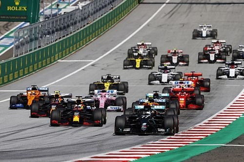 Internationale media over F1-spektakel en Red Bull-sof in Oostenrijk