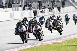 Moto2 y Moto3 adoptarán el mismo formato de cronometrada que MotoGP