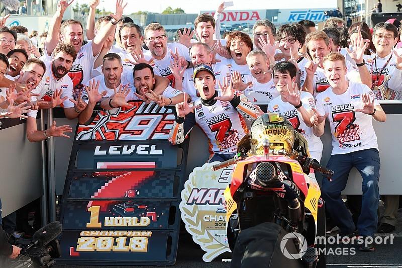 MotoGP-Weltmeister Marc Marquez: Seine Meilensteine