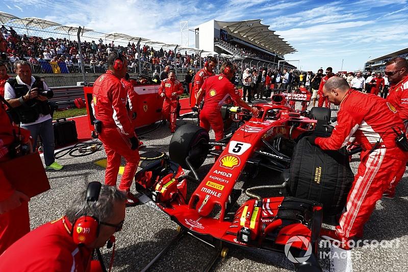 Vettel: Ferrari terlambat menyadari kesalahan