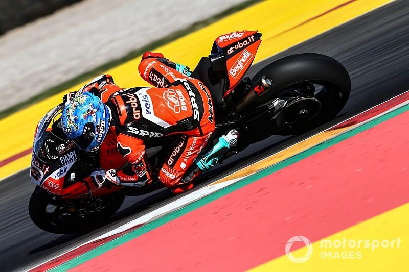 Melandri regala alla Ducati la prima pole position della storia sul circuito di Villicum!