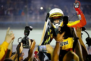 Joey Logano beats Truex to win 2018 NASCAR Cup Series title