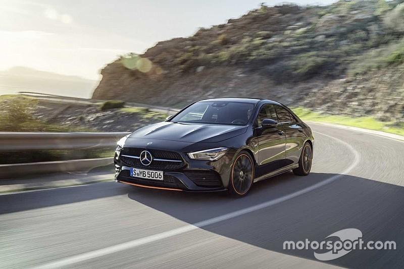 Mercedes представила нову модель CLA у Лас-Вегасі