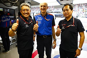 Tost crede nella Honda: